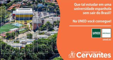Apresentação UNED – Universidade Nacional de Educação a Distância.